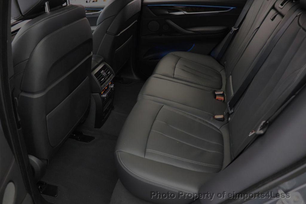 2018 BMW X5 CERTIFIED X5 xDrive50i XLINE AWD NAV CAM ACC HUD - 18587055 - 48