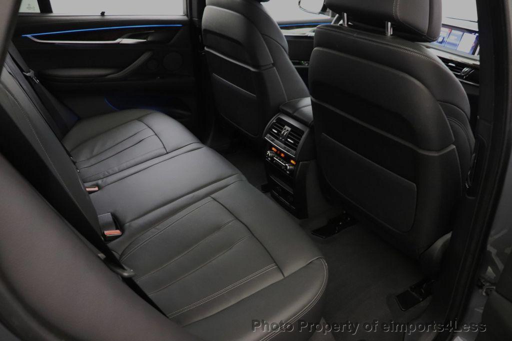 2018 BMW X5 CERTIFIED X5 xDrive50i XLINE AWD NAV CAM ACC HUD - 18587055 - 49