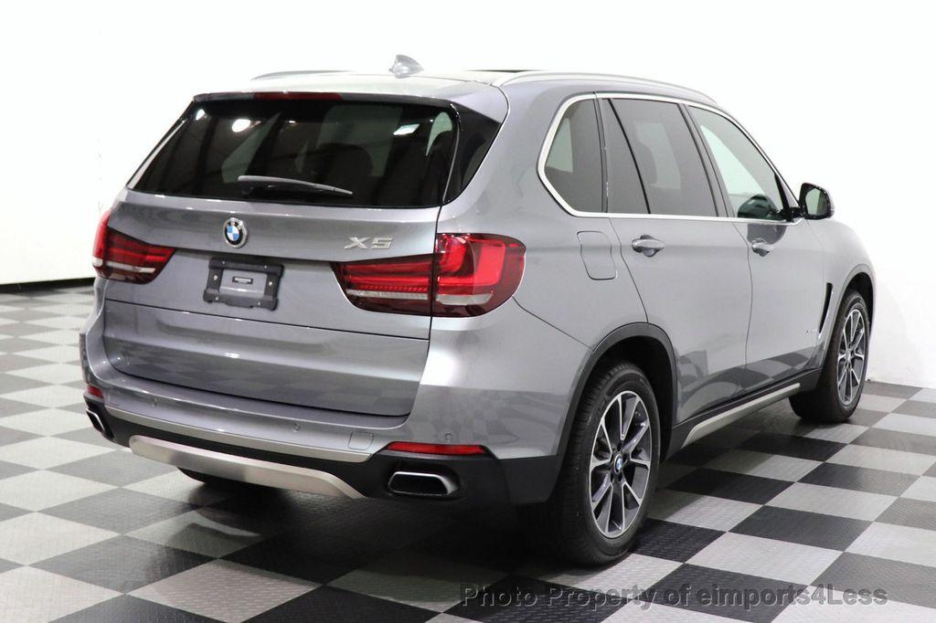 2018 BMW X5 CERTIFIED X5 xDrive50i XLINE AWD NAV CAM ACC HUD - 18587055 - 52