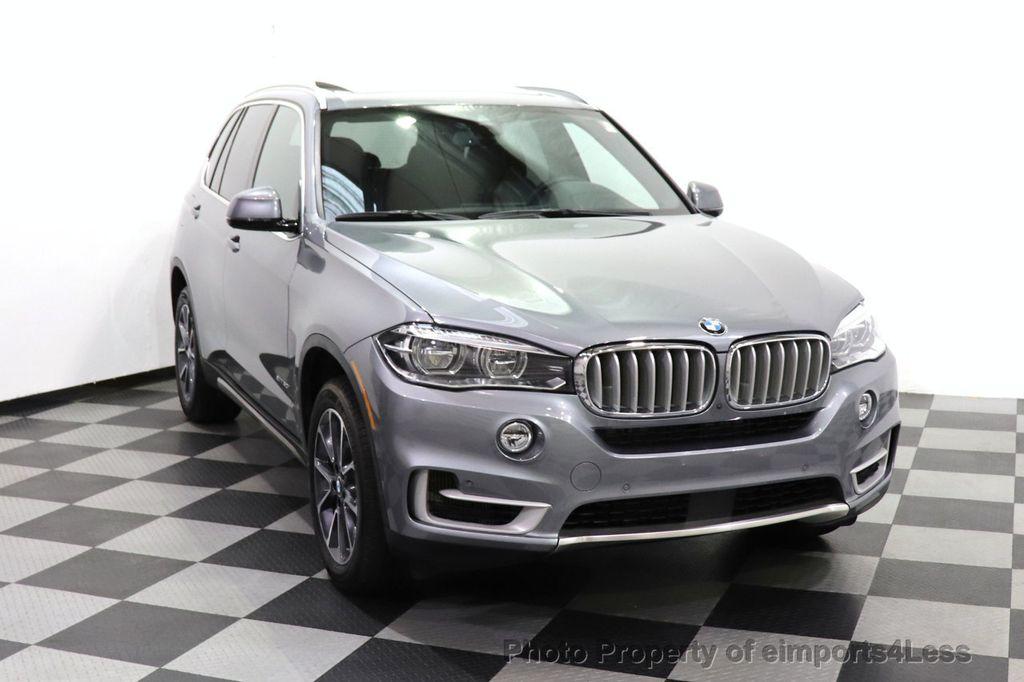 2018 BMW X5 CERTIFIED X5 xDrive50i XLINE AWD NAV CAM ACC HUD - 18587055 - 53