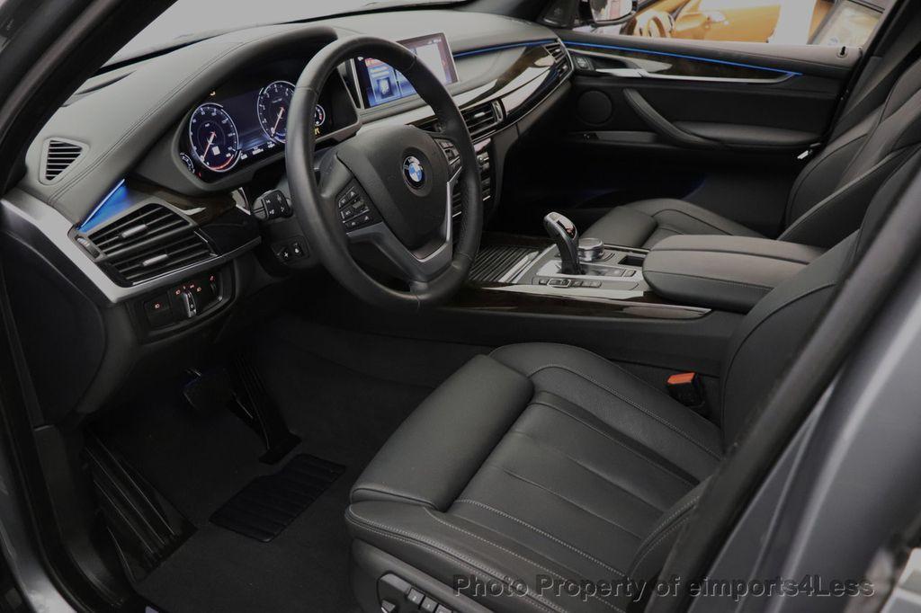 2018 BMW X5 CERTIFIED X5 xDrive50i XLINE AWD NAV CAM ACC HUD - 18587055 - 5