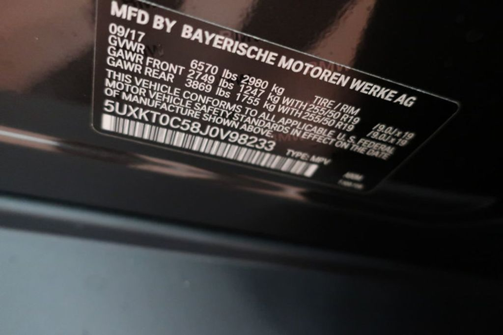 2018 BMW X5 xDrive40e iPerformance Sports Activity Vehicle - 16863002 - 30