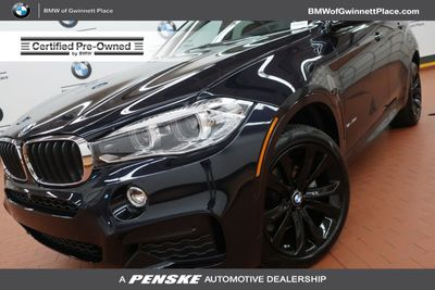 Used BMW X6 At Of Gwinnett Place Serving AtlantaDuluthDecatur GA