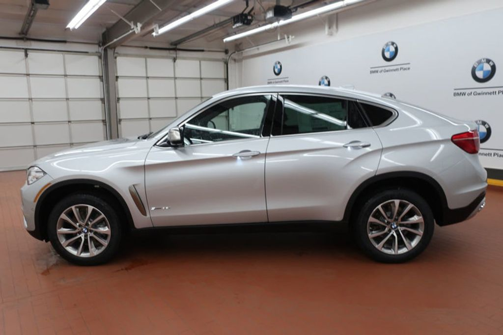 2018 Used Bmw X6 Sdrive35i Sports Activity At United Bmw