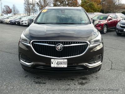 2018 Buick Enclave AWD 4dr Premium - Click to see full-size photo viewer