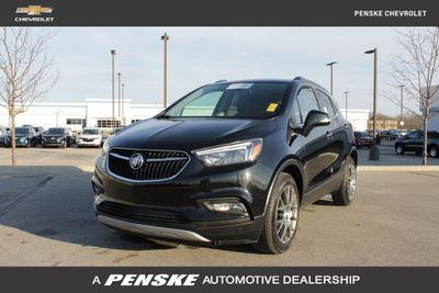 2018 Buick Encore FWD 4dr Sport Touring SUV