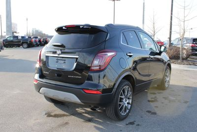2018 Buick Encore FWD 4dr Sport Touring SUV - Click to see full-size photo viewer