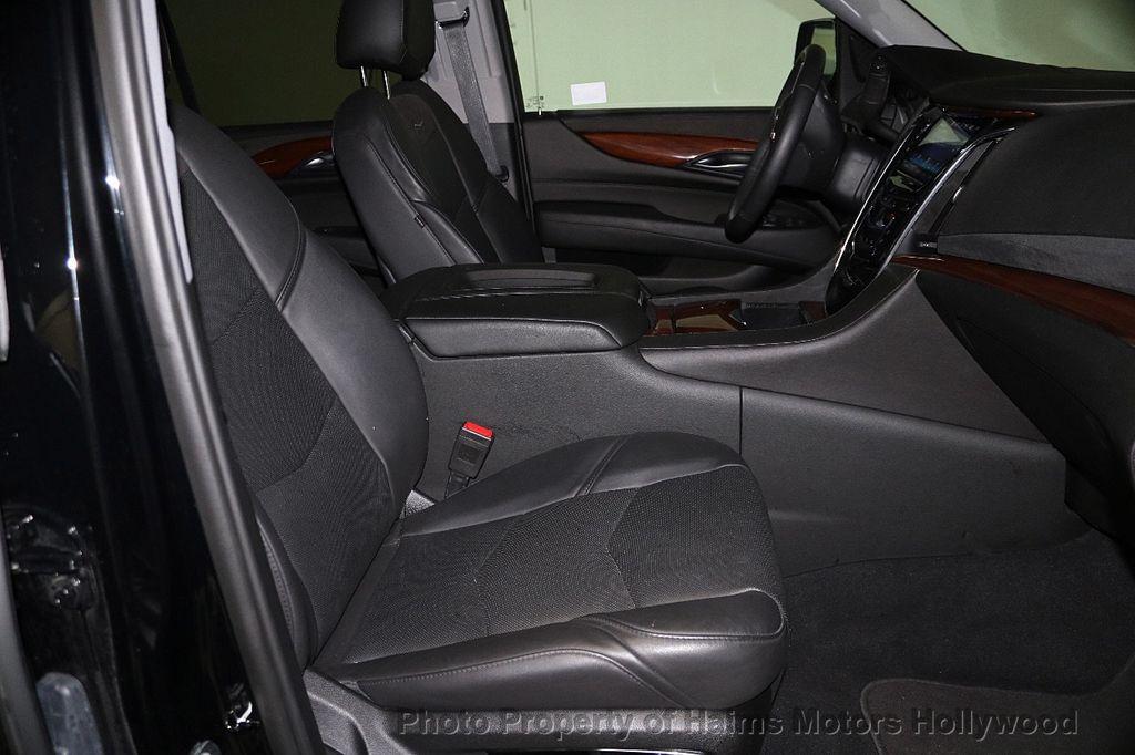 2018 Cadillac Escalade ESV 2WD 4dr Luxury - 17749266 - 15