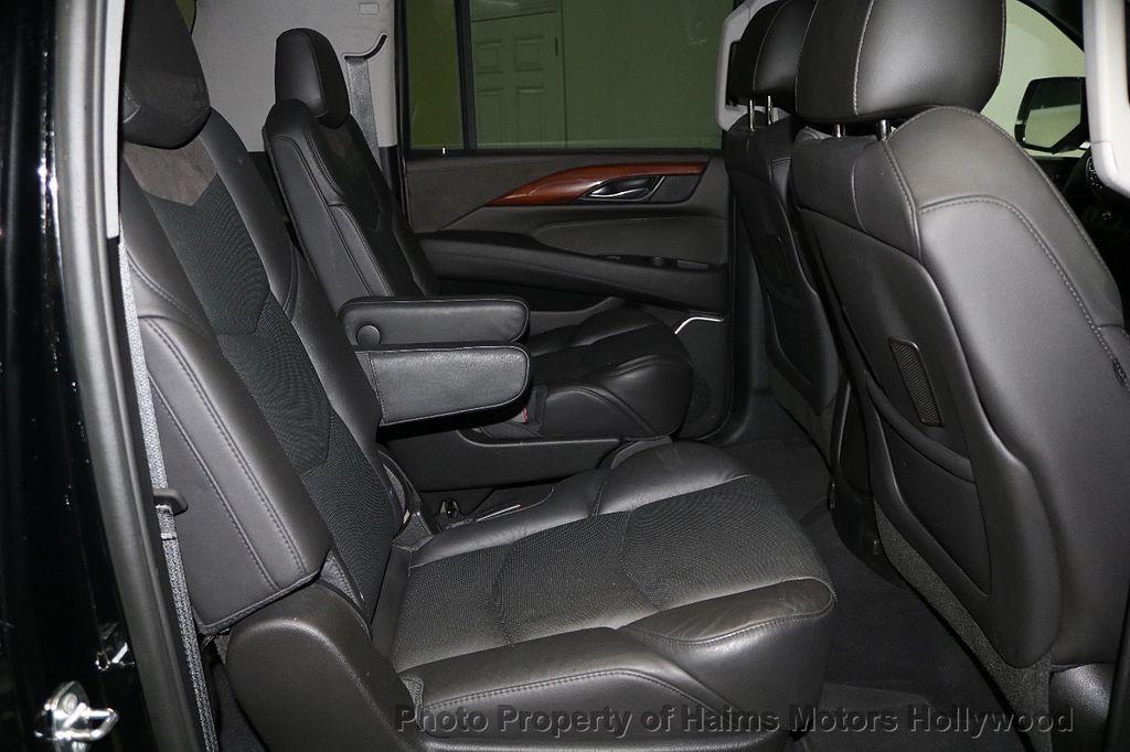 2018 Cadillac Escalade ESV 2WD 4dr Luxury - 17749266 - 16