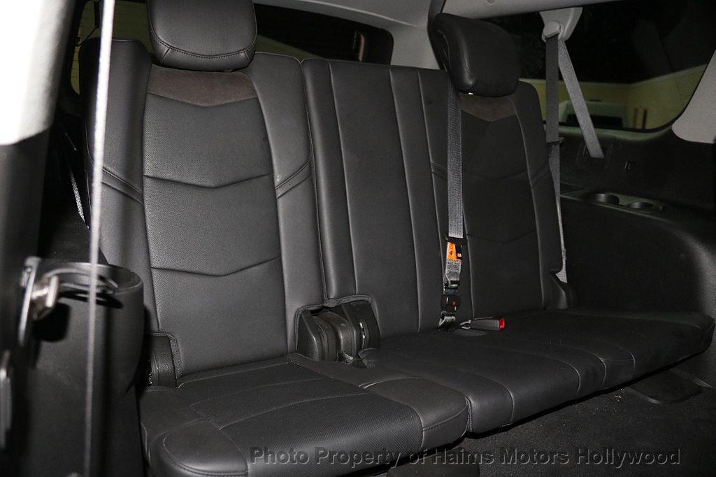 2018 Cadillac Escalade ESV 2WD 4dr Luxury - 17749266 - 17