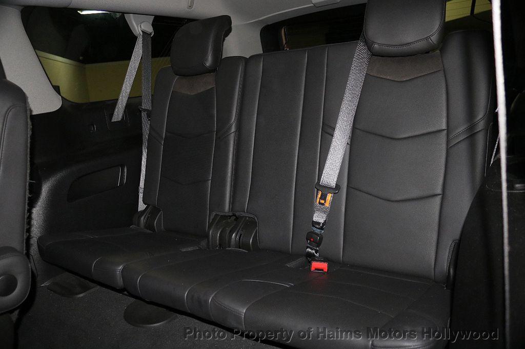 2018 Cadillac Escalade ESV 2WD 4dr Luxury - 17749266 - 18