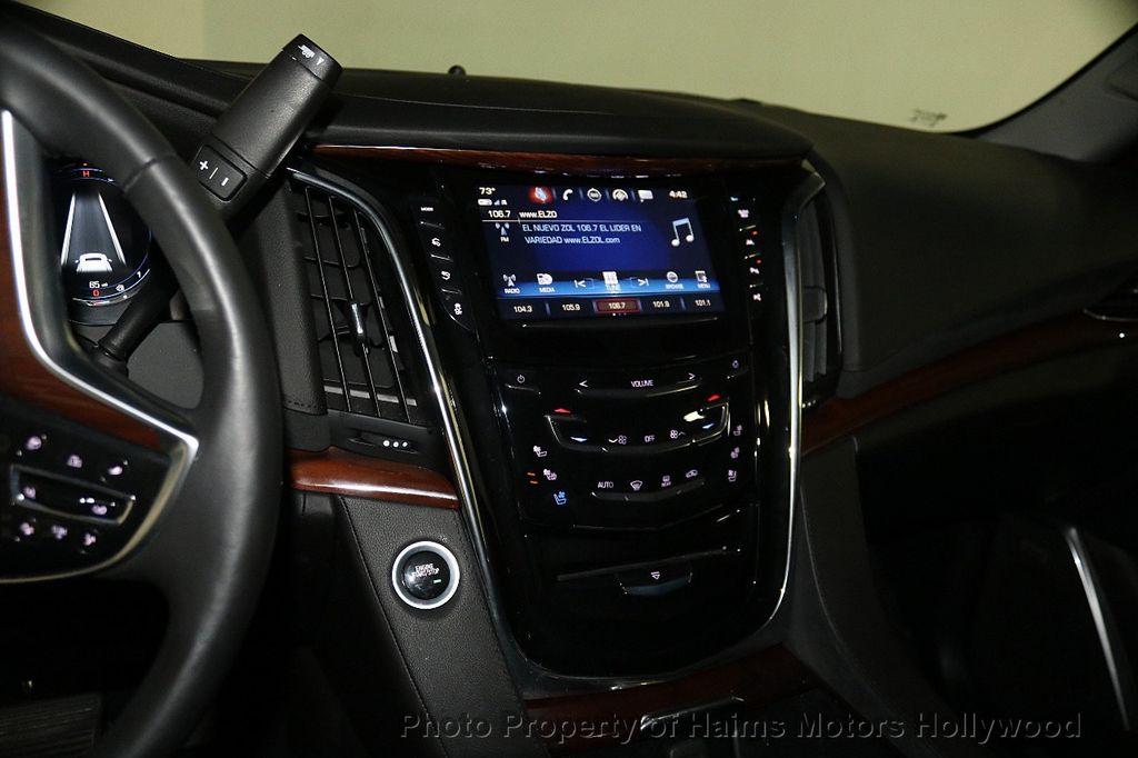 2018 Cadillac Escalade ESV 2WD 4dr Luxury - 17749266 - 22
