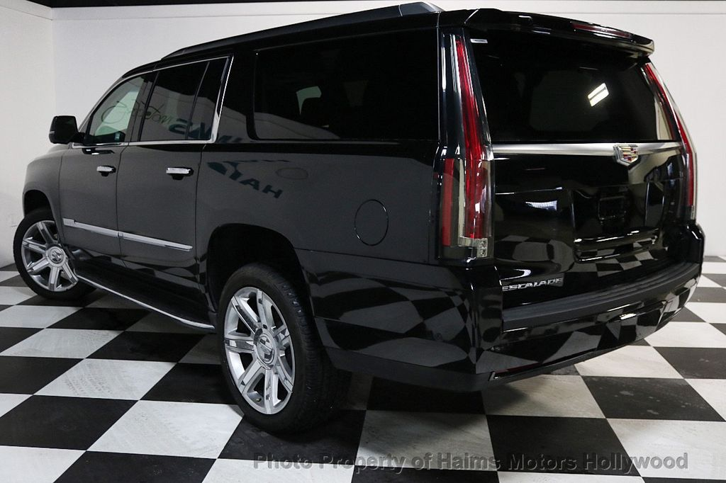 2018 Cadillac Escalade ESV 2WD 4dr Luxury - 17749266 - 4