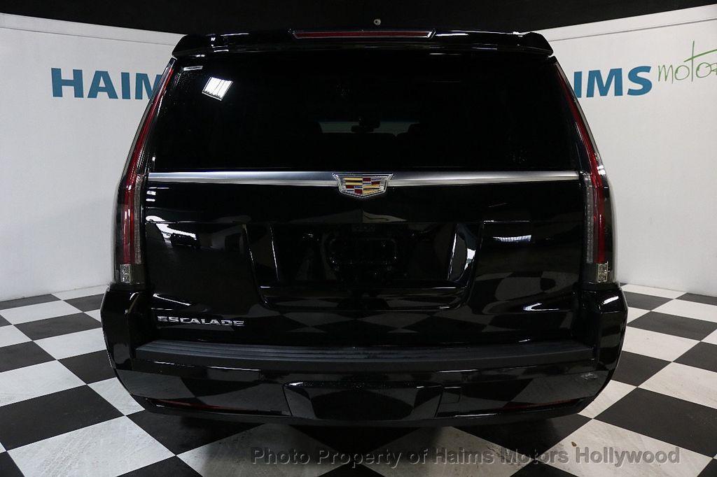 2018 Cadillac Escalade ESV 2WD 4dr Luxury - 17749266 - 5