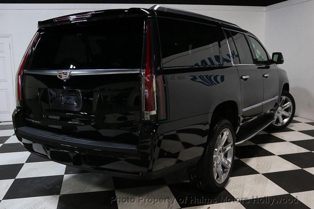 2018 Cadillac Escalade ESV 2WD 4dr Luxury - 17749266 - 6