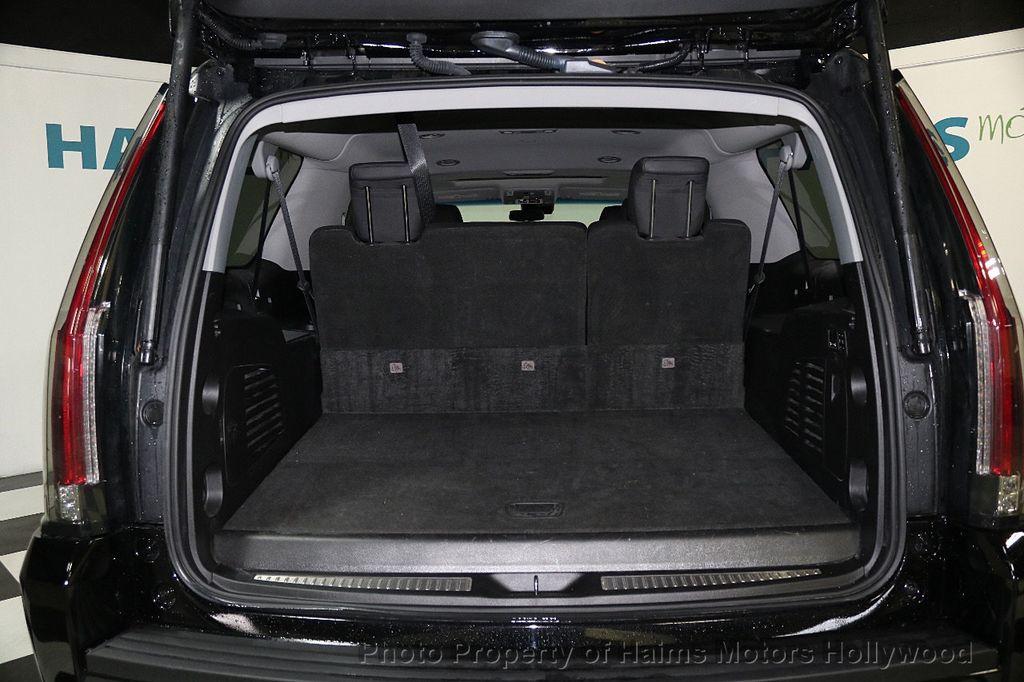 2018 Cadillac Escalade ESV 2WD 4dr Luxury - 17749266 - 8