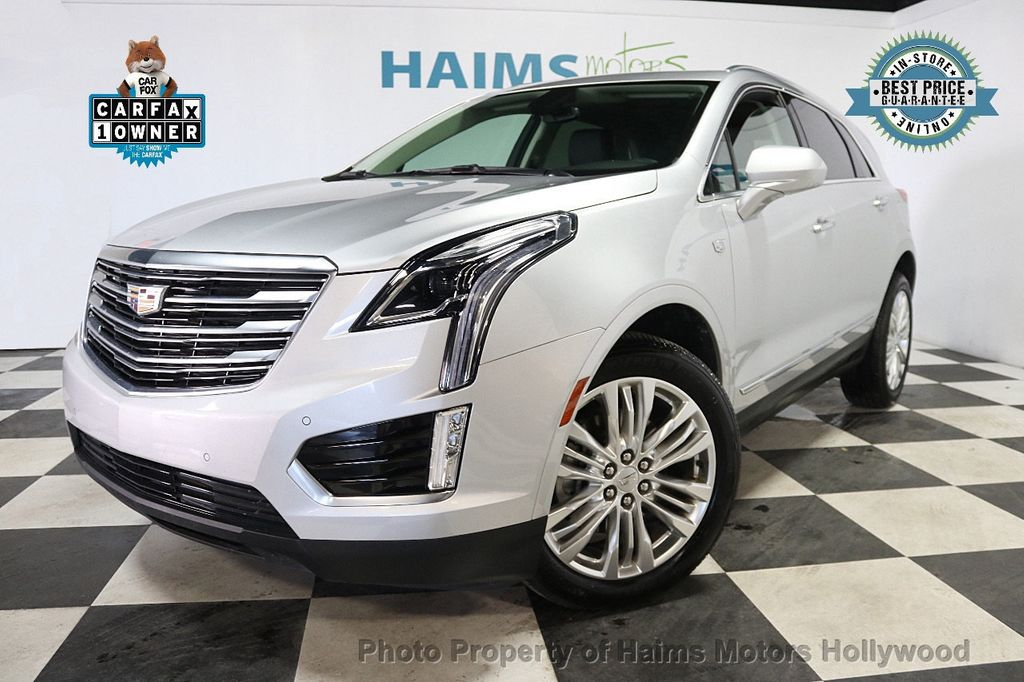2018 Cadillac XT5 Crossover FWD 4dr Premium Luxury - 17938715 - 0