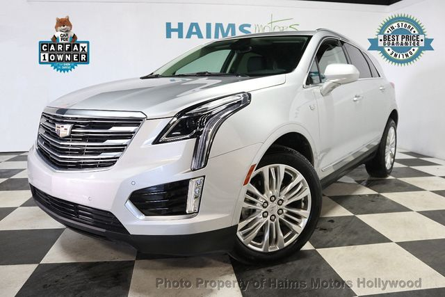 2018 Used Cadillac Xt5 Crossover Fwd 4dr Premium Luxury At Haims