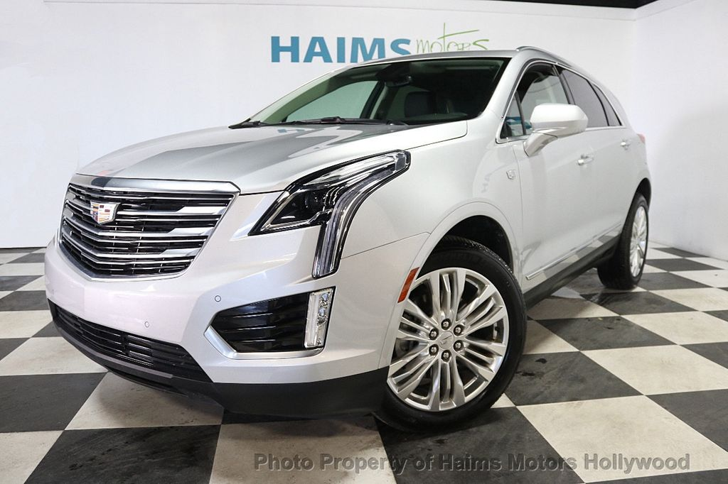 2018 Cadillac XT5 Crossover FWD 4dr Premium Luxury - 17938715 - 1