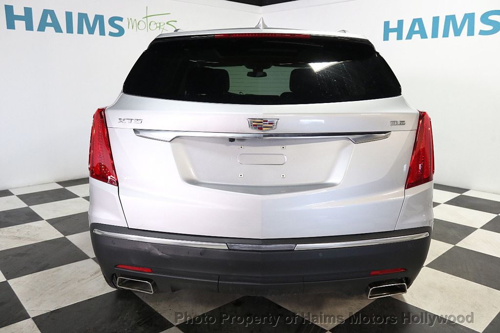 2018 Cadillac XT5 Crossover FWD 4dr Premium Luxury - 17938715 - 5