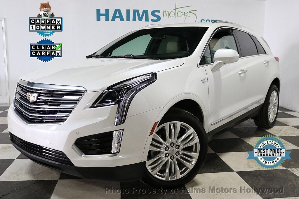 2018 Cadillac XT5 Crossover FWD 4dr Premium Luxury - 18196869 - 0