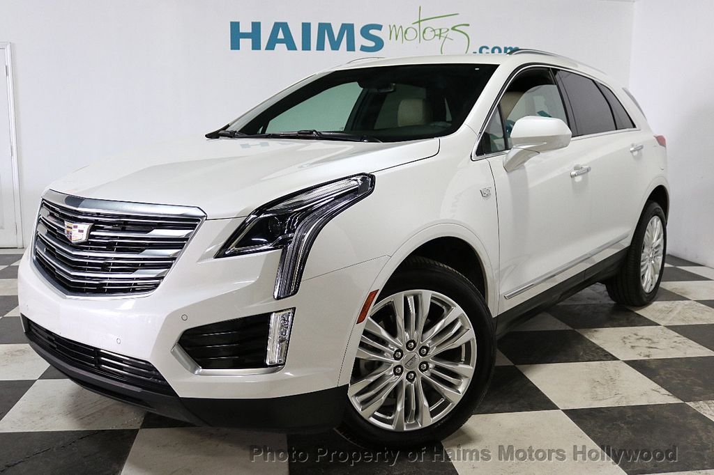 2018 Cadillac XT5 Crossover FWD 4dr Premium Luxury - 18196869 - 1