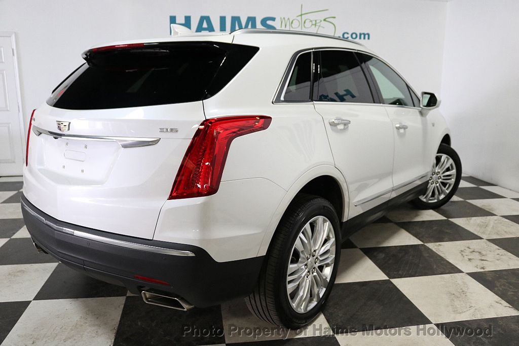 2018 Cadillac XT5 Crossover FWD 4dr Premium Luxury - 18196869 - 6