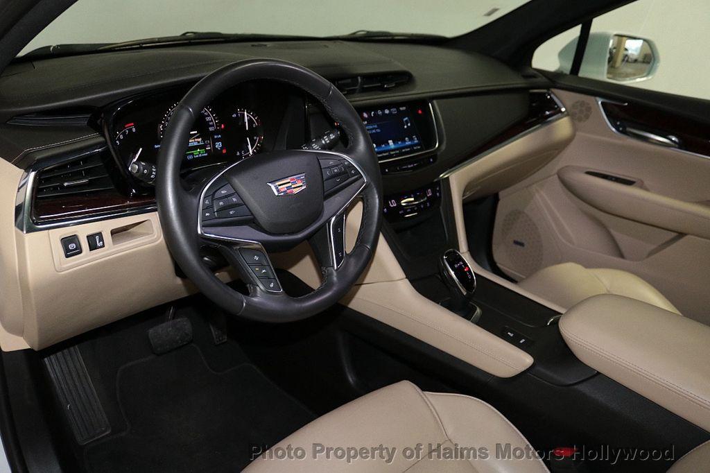 2018 Cadillac XT5 Crossover FWD 4dr Premium Luxury - 18319610 - 18
