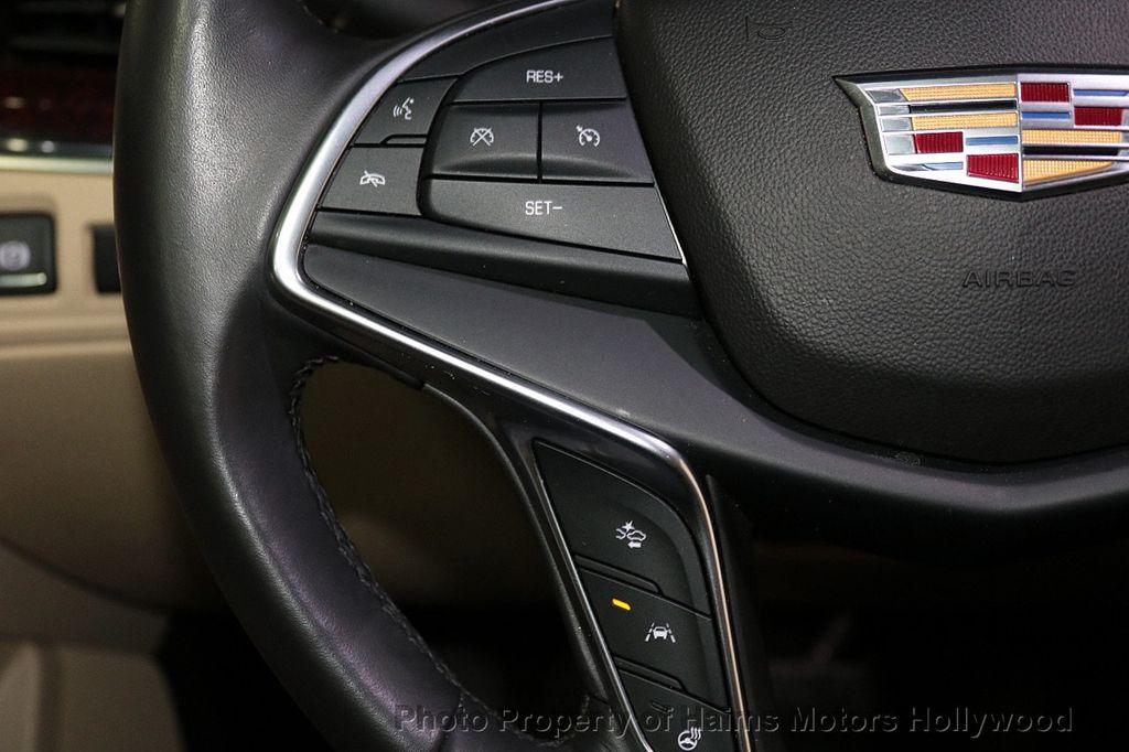 2018 Cadillac XT5 Crossover FWD 4dr Premium Luxury - 18319610 - 25