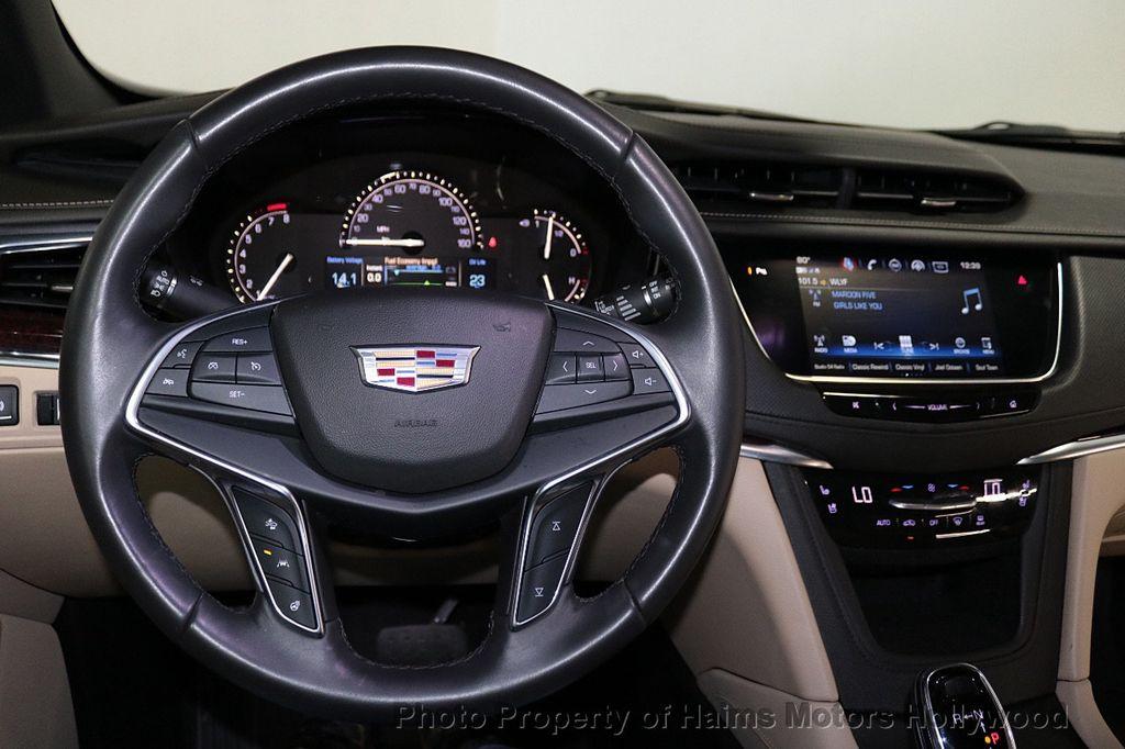 2018 Cadillac XT5 Crossover FWD 4dr Premium Luxury - 18319610 - 28