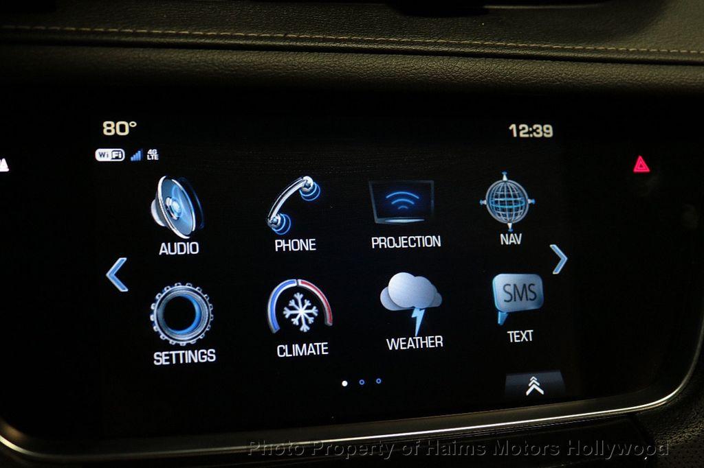 2018 Cadillac XT5 Crossover FWD 4dr Premium Luxury - 18319610 - 30