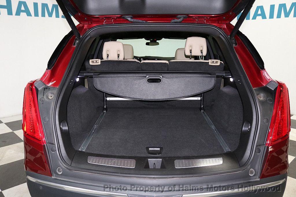 2018 Cadillac XT5 Crossover FWD 4dr Premium Luxury - 18353238 - 9