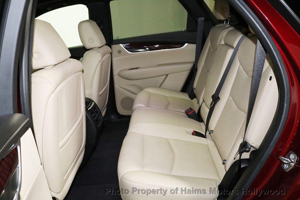2018 Cadillac XT5 Crossover FWD 4dr Premium Luxury - 18353238 - 17