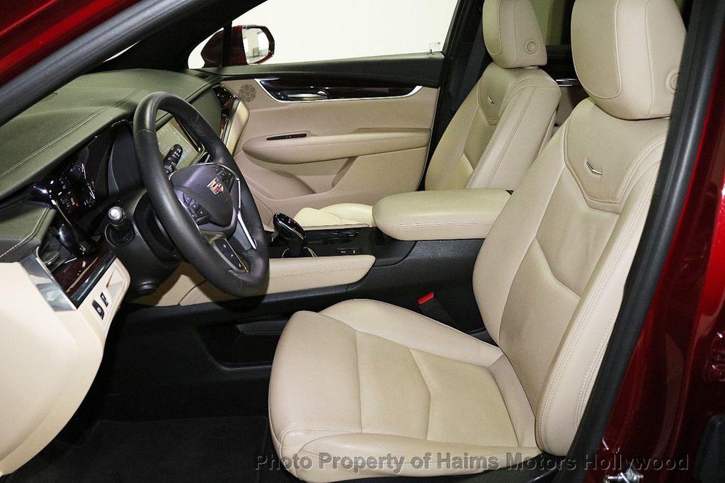 2018 Cadillac XT5 Crossover FWD 4dr Premium Luxury - 18353238 - 18