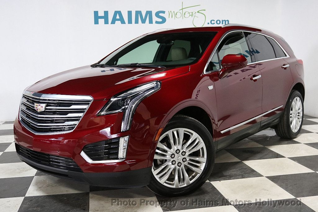 2018 Cadillac XT5 Crossover FWD 4dr Premium Luxury - 18353238 - 1