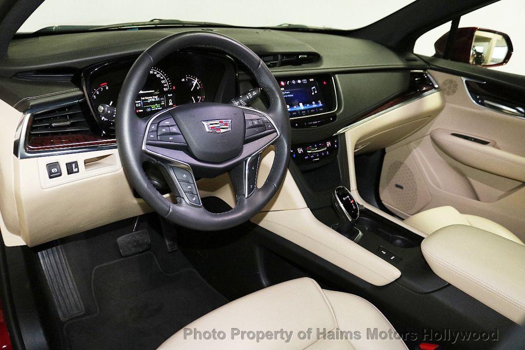 2018 Cadillac XT5 Crossover FWD 4dr Premium Luxury - 18353238 - 19