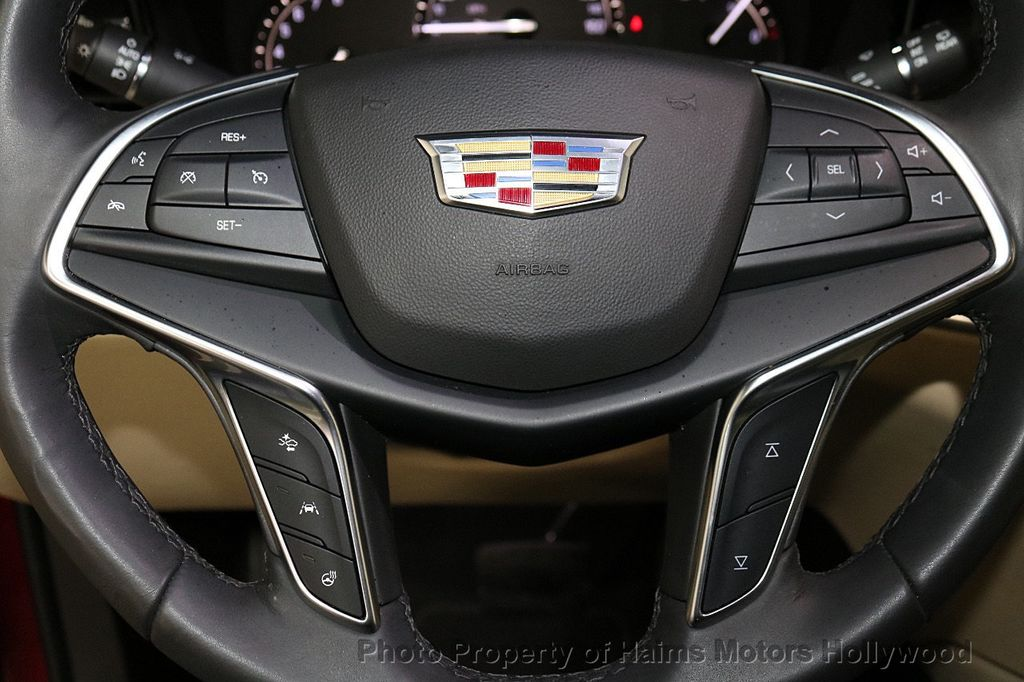 2018 Cadillac XT5 Crossover FWD 4dr Premium Luxury - 18353238 - 27