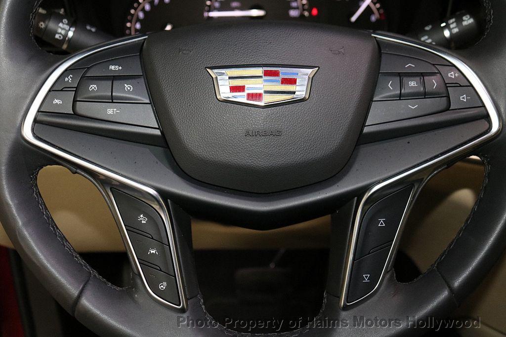 2018 Cadillac XT5 Crossover FWD 4dr Premium Luxury - 18353238 - 27