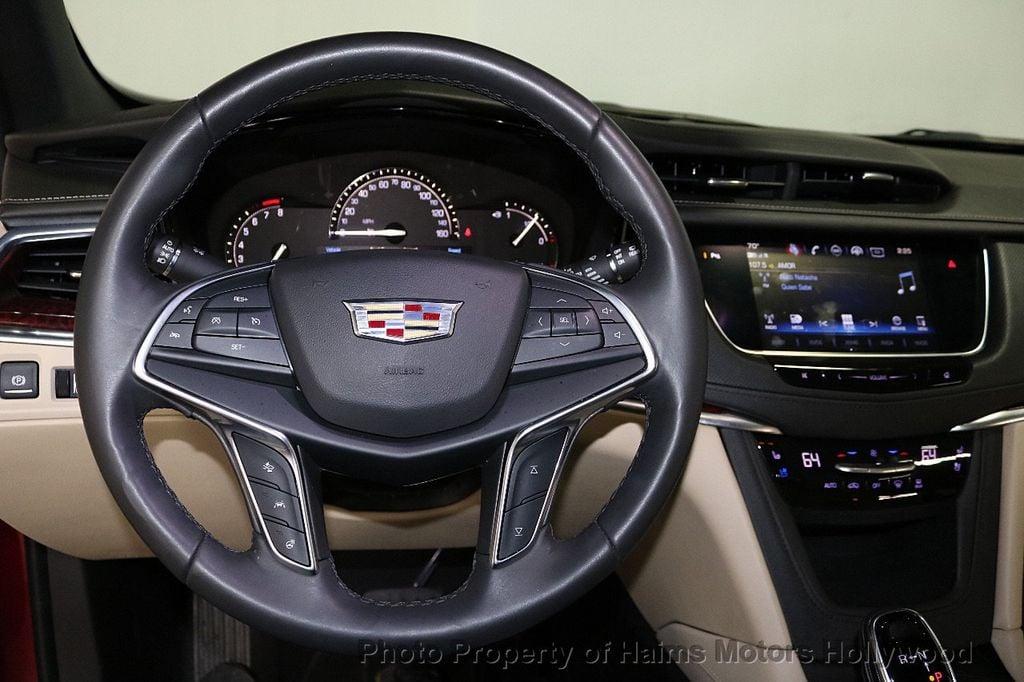 2018 Cadillac XT5 Crossover FWD 4dr Premium Luxury - 18353238 - 28