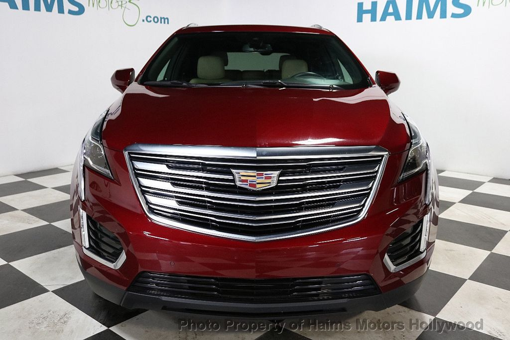 2018 Cadillac XT5 Crossover FWD 4dr Premium Luxury - 18353238 - 2