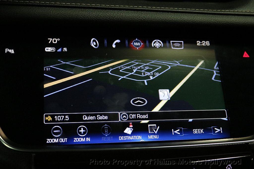 2018 Cadillac XT5 Crossover FWD 4dr Premium Luxury - 18353238 - 31