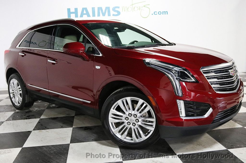2018 Cadillac XT5 Crossover FWD 4dr Premium Luxury - 18353238 - 3