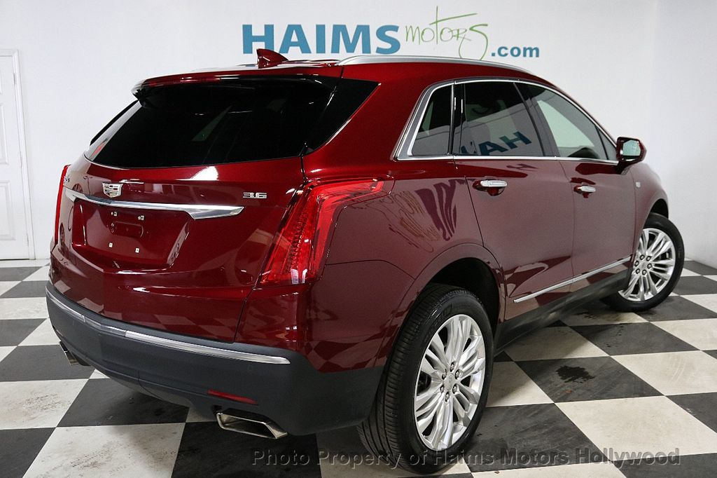 2018 Cadillac XT5 Crossover FWD 4dr Premium Luxury - 18353238 - 6