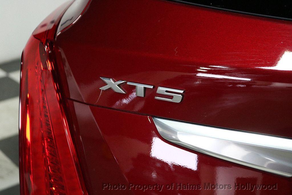 2018 Cadillac XT5 Crossover FWD 4dr Premium Luxury - 18353238 - 8