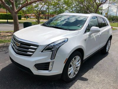 2018 Cadillac XT5 Crossover FWD 4dr Premium Luxury SUV