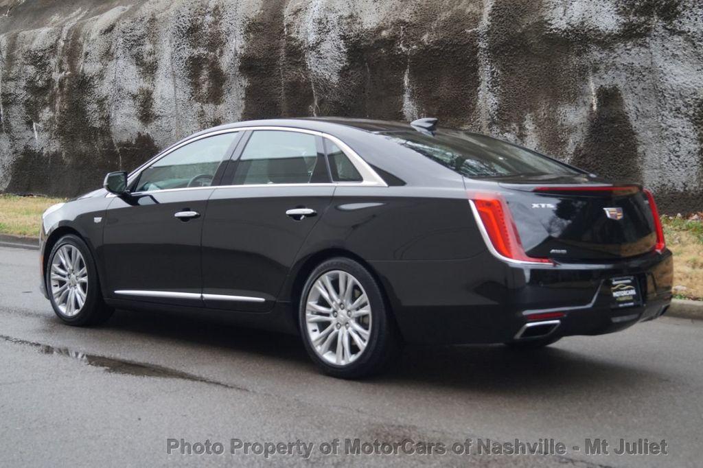 2018 Cadillac XTS 4dr Sedan Luxury AWD - 18398518 - 11