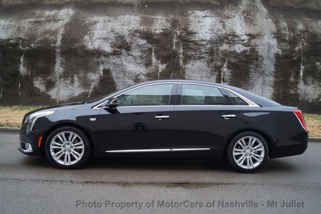 2018 Cadillac XTS 4dr Sedan Luxury AWD - 18398518 - 12