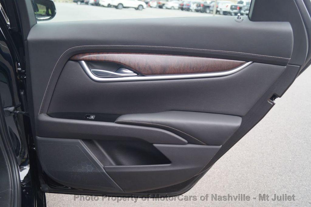 2018 Cadillac XTS 4dr Sedan Luxury AWD - 18398518 - 16