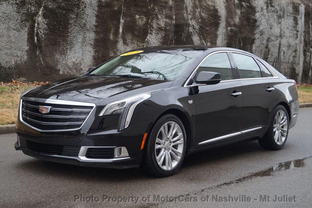 2018 Cadillac XTS 4dr Sedan Luxury AWD - 18398518 - 1