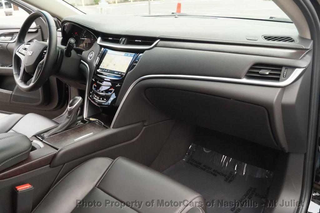 2018 Cadillac XTS 4dr Sedan Luxury AWD - 18398518 - 24